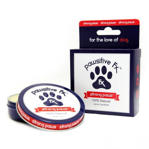 Strong Paws Dog Balm Tin