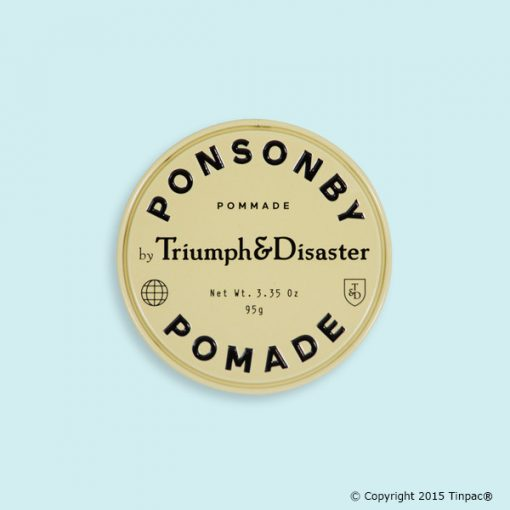 Triump and Disaster Ponsonby Pomade
